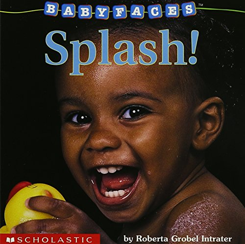 9780439420051: Baby Faces Board Book