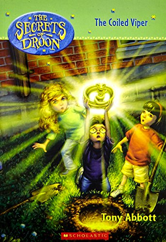 9780439420808: The Secrets of Droon #19: The Coiled Viper