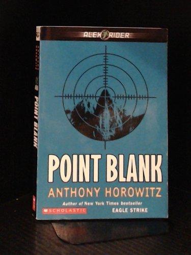 9780439420846: Point Blank (Alex Rider)