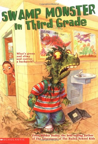 9780439424417: The Swamp Monster In The Third Grade (Swamp Monster in Third Grade)