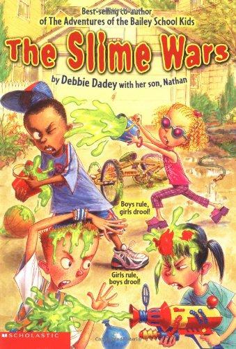 9780439424424: The Slime Wars