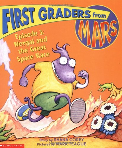 9780439424431: First Graders From Mars