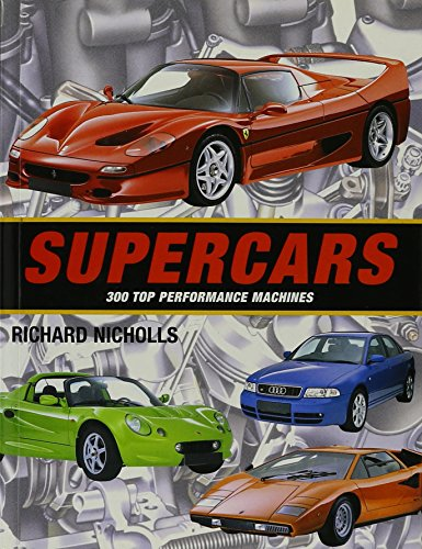 9780439424653: Supercars