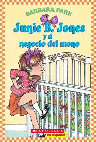 9780439425148: Junie B. Jones y el negocio del mono (Spanish Edition)