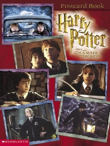 9780439425223: Harry Potter Postcard Book (movie Tie-in #2)