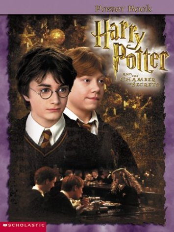Harry Potter: Harry Potter and the Chamber of Secrets Poster Book