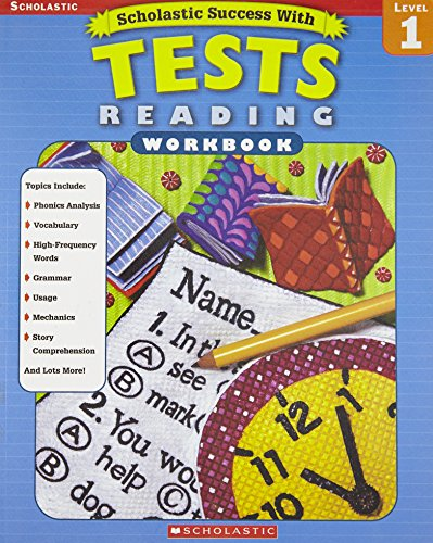 9780439425728: Scholastic Success With: Tests: Reading Workbook: Grade 1 (Scholastic Success with Workbooks: Tests Reading)