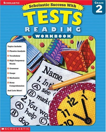 9780439425735: Scholastic Success With: Tests: Reading Workbook: Grade 2 (Scholastic Success with Workbooks: Tests Reading)