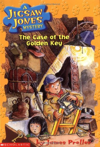 9780439426282: The Case of the Golden Key (Jigsaw Jones Mystery)