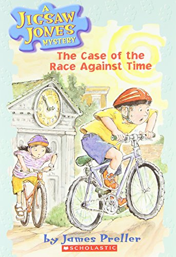 9780439426305: The Case of the Race Against Time (Jigsaw Jones Mystery, No. 20)