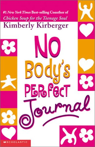 9780439426398: No Body's Perfect Journal