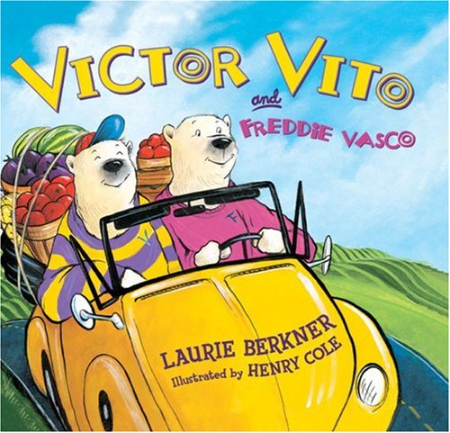 9780439429146: Victor Vito and Freddie Vasco: Two Polar Bears On A Mission To Save The Klondike Cafe!