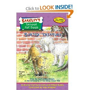 9780439429498: Buried Treasure (Barkely's School for Dogs, 7)