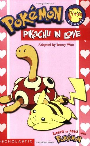 9780439429900: Pokemon Reader #1: Pikachu in Love