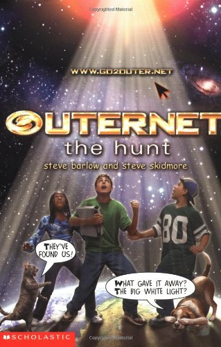 9780439430180: The Hunt (Outernet #5)