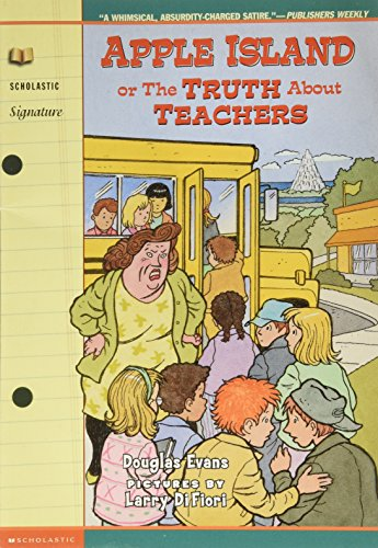 9780439431347: Apple Island, or The Truth about Teachers