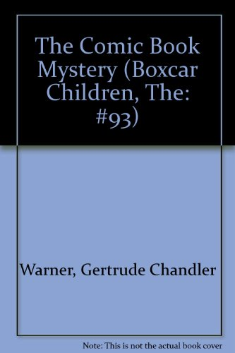 9780439433952: The Comic Book Mystery