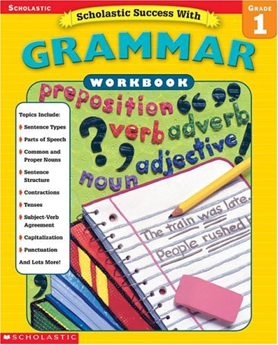 9780439433983: Scholastic Success With Grammar: Grade 1