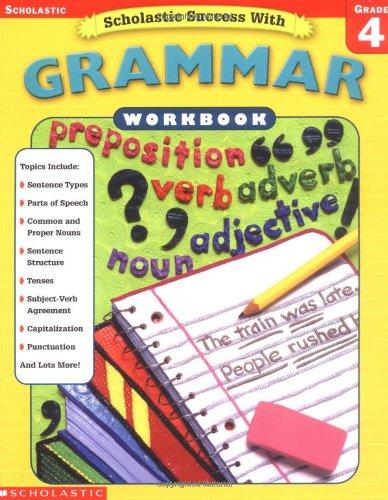 9780439434010: Scholastic Success With Grammar: Grade 4
