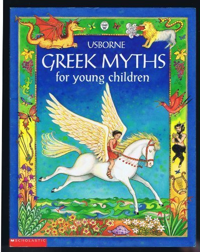 9780439434140: Greek Myths for Young Children
