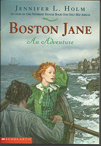 9780439434188: Boston Jane an Adventure