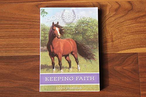 9780439434379: Keeping Faith (Horseshoe Trilogies #1)