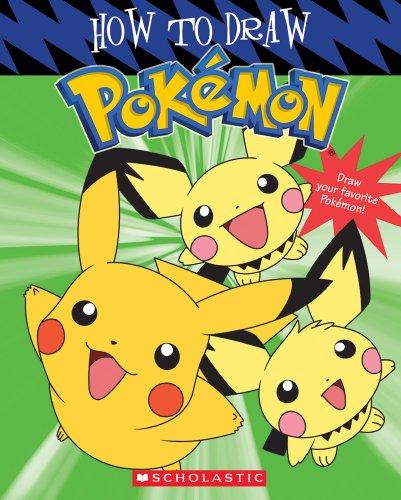 9780439434409: How to Draw Pokemon