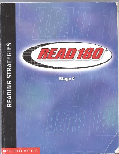 9780439434850: Read 180 Stage C (Reading Strategies)