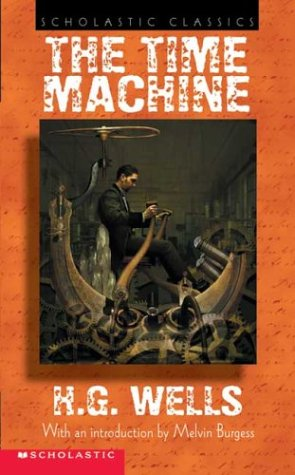 9780439436540: The Time Machine (Scholastic Classics)