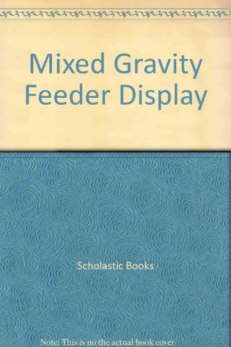 Mixed Gravity Feeder Display (0439436850) by Scholastic Books