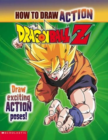 9780439437240: How to Draw Action Dragonball Z (Dragonball Z)