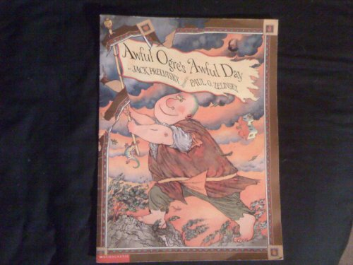 9780439437943: Awful Ogre's Awful Day Poems