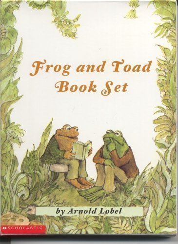 9780439438230: Frog and Toad Book Set: Frog and Toad Are Friends; Frog and Toad Together; Days with Frog and Toad; Frog and Toad All Year