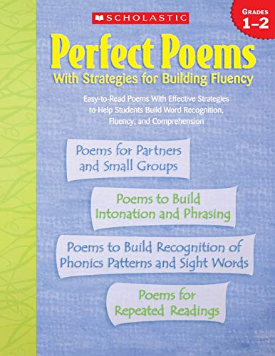 9780439438308: Perfect Poems: With Strategies for Building Fluency (Grades 1-2)