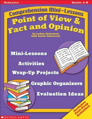 9780439438360: Comprehension Mini-lessons