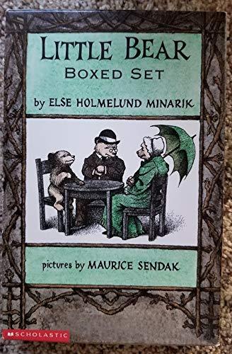 9780439438551: Little Bear Boxed Set
