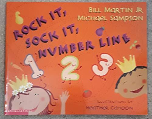 9780439439190: Rock it, sock it, number line
