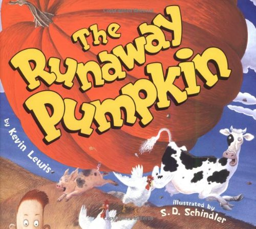 9780439439749: The Runaway Pumpkin