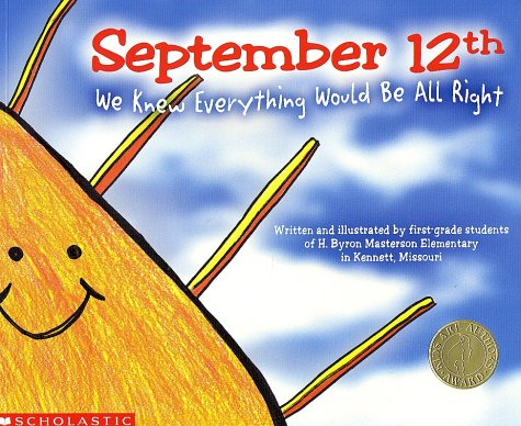 9780439442466: September 12th: We Knew Everything Would Be All Right