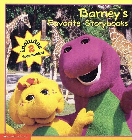 9780439443067: Barney's Favorite Storybooks