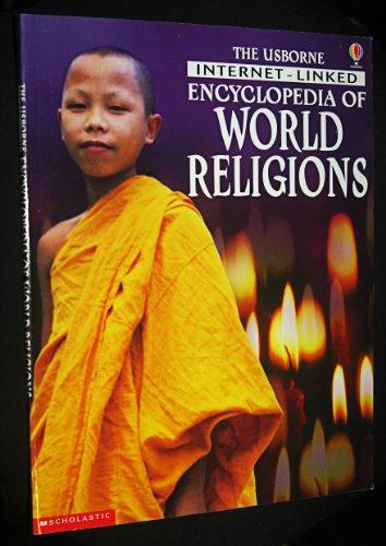 9780439443289: The Usborne Internet Linked Encyclopedia of World Religions