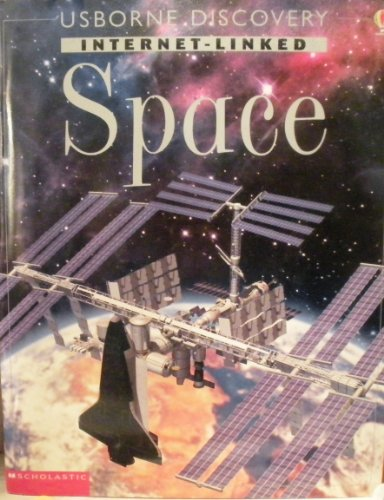 9780439443296: Space (Usborne Discovery Internet-Linked)