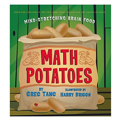 Math Potatoes: Mind-stretching Brain Food: Greg Tang