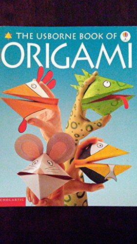 9780439444163: Usborne Book Of Origami