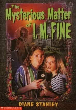 9780439444422: The Mysterious Matter of I. M. Fine