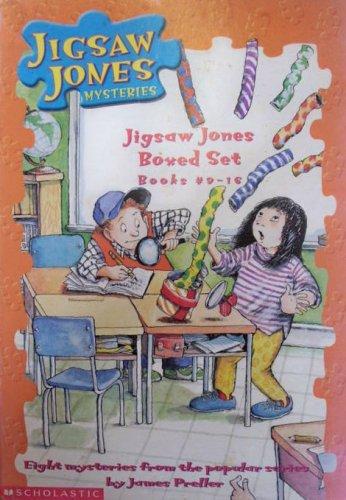 9780439444538: Jigsaw Jones Boxed Set, Books 9-16