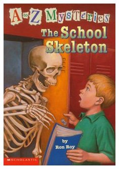A to Z Mysteries: The School Skeleton: Roy, Ron