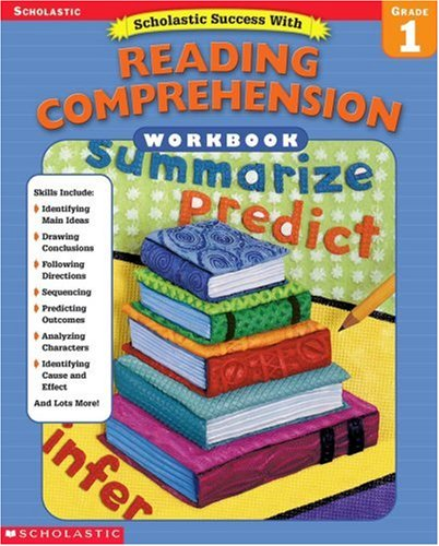 9780439444897: Scholastic Success With: Reading Comprehension Workbook: Grade 1