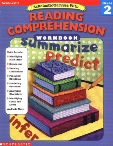 9780439444903: Scholastic Success With: Reading Comprehension Workbook: Grade 2