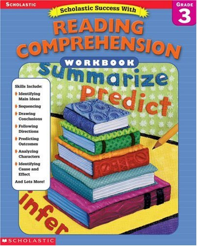 9780439444910: Scholastic Success With: Reading Comprehension Workbook: Grade 3